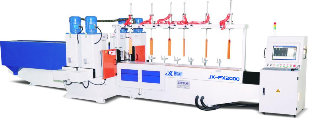 JX-FX2000 数控双边铣(四轴)