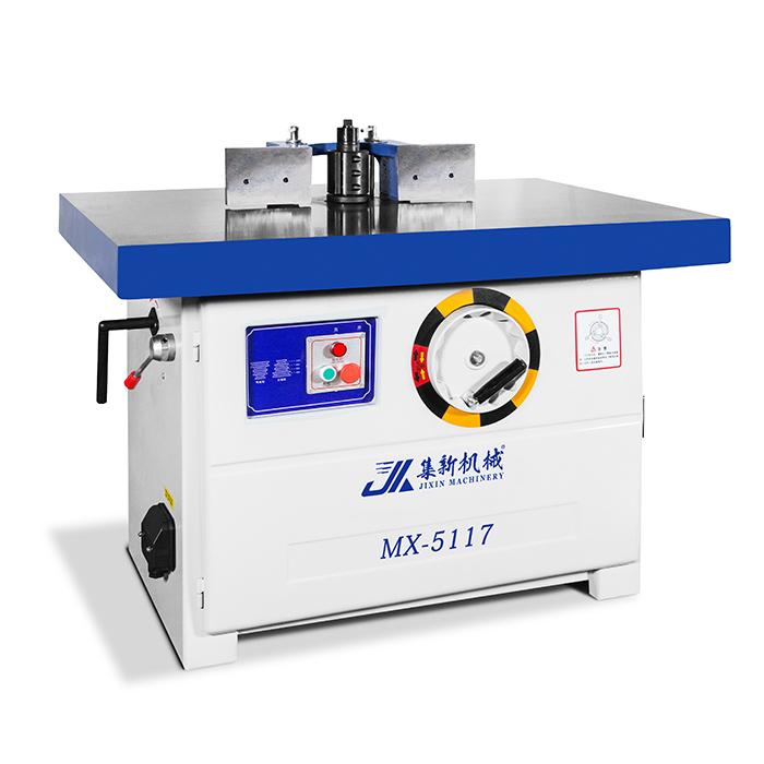 MX-5117立式单轴木工铣床