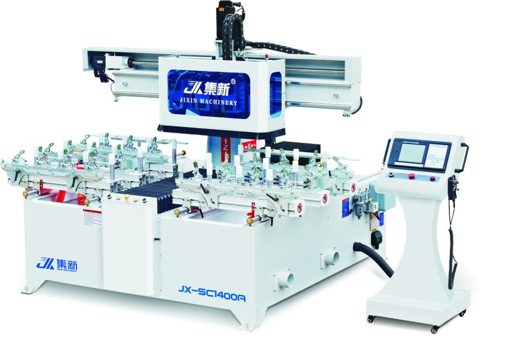 JX-SC1400/1400A 数控榫槽机