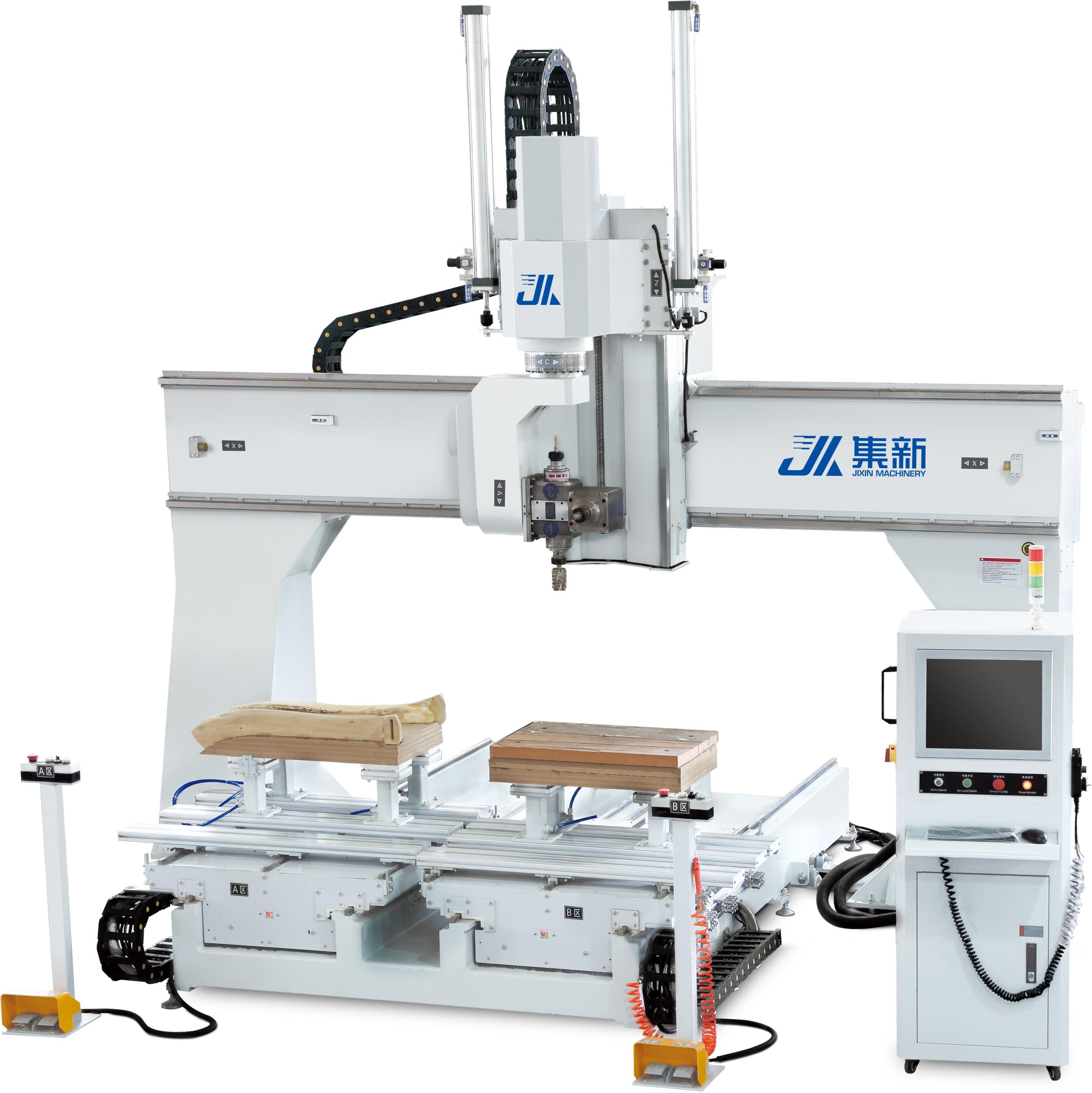 集新机械JX-X1-A 五轴加工中心