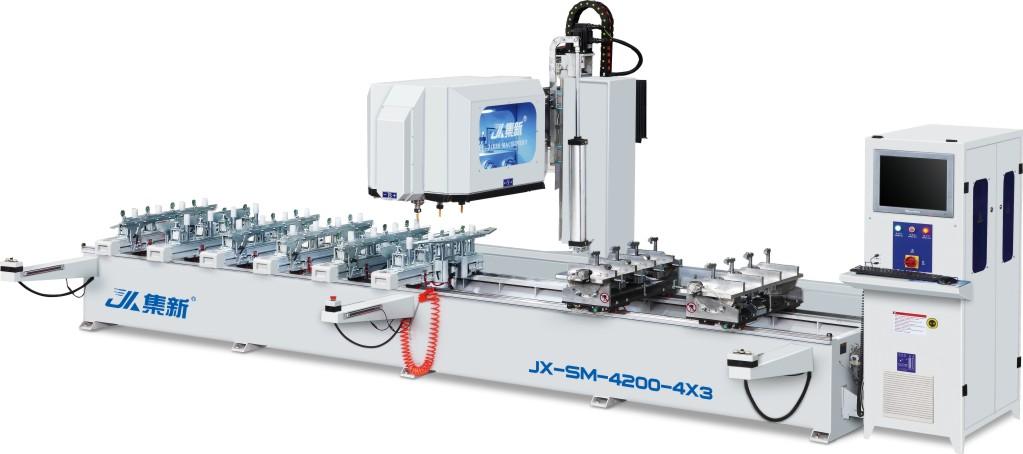 JX-SM-4200-4X3榫卯加工中心